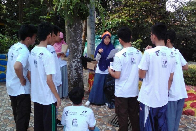 Dompet Dhuafa Pendidikan Gelar Smart Leader Camp