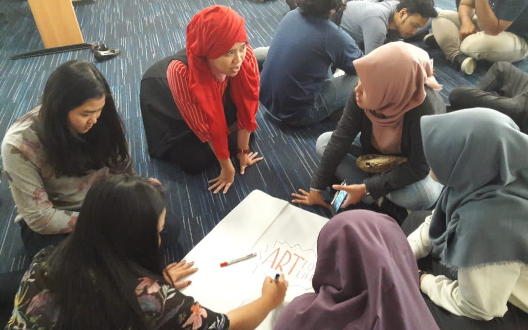 Belajar Event Management bersama Sampoerna University