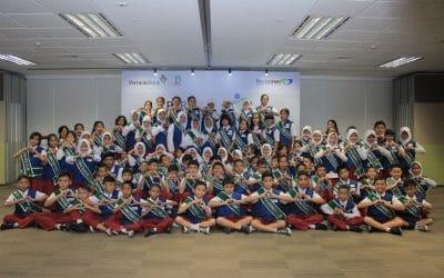 Kick Off PermataBankir Cilik 2017