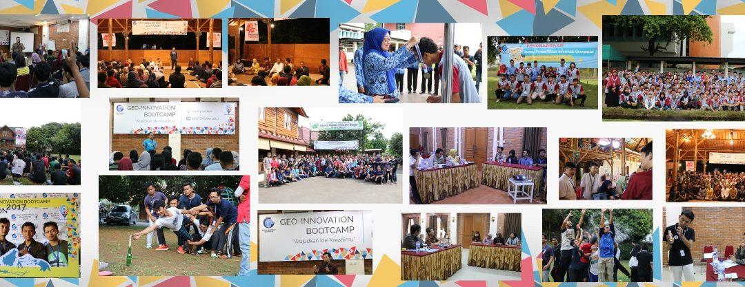 GeoInovation BootCamp, Inovasi untuk Negeri