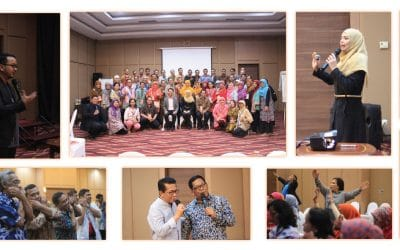 Effective Leadership Training SMAN 8 Jakarta
