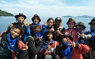 Pemuda Penggerak Perubahan bersama RUBALANG