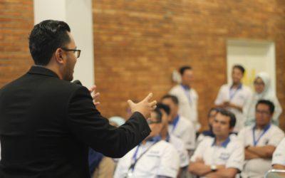 Servant Leadership Training bersama PNM