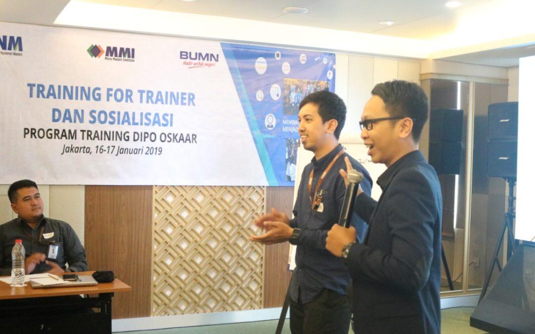 Mengasah Kemampuan Public Speaking bersama PNM