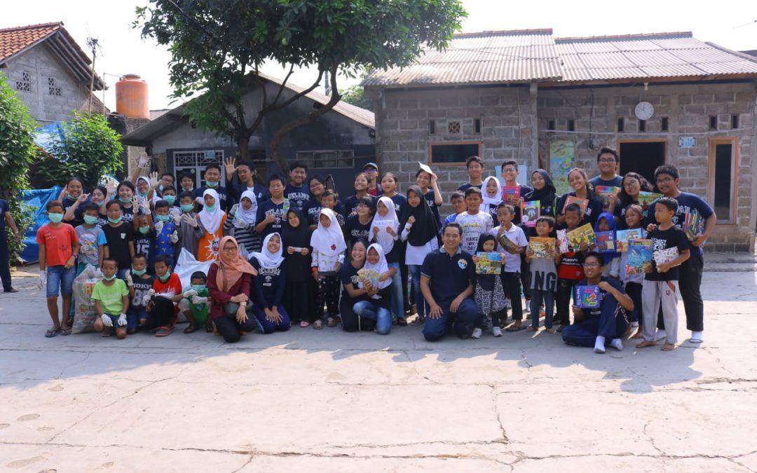 Pembekalan Pengurus OSIS dan Perwakilan Kelas dalam Latihan Kepemimpinan Siswa SMAN 8 Jakarta