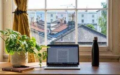 5 Cara agar Kerja Remote Efektif